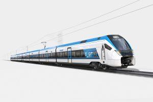 INTERCITY TRAIN - FLIRT 200