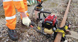 Rail Drill - Electric