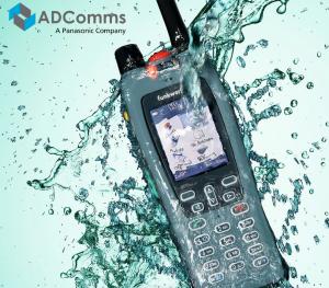 GSM-r Handheld Radio