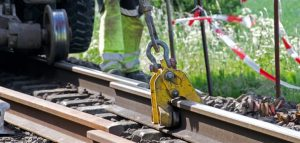 Replacement of Rails