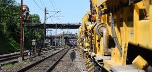 Mechanical Track Renewal