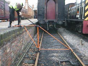 Collapsible Platform Gauge