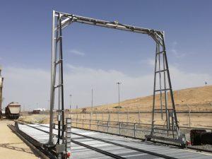 Train Water Tightness Facilities
