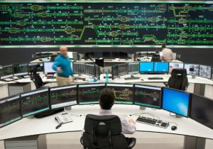 NAOS: Integrated control posts