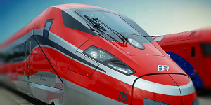 High Speed Train Interiors
