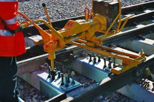 Geismar TB2 Rail Mounted Impact Wrench