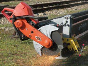 Robokatta Automatic Rail Disc Saw