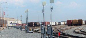 Signalling and rail monitoring systems