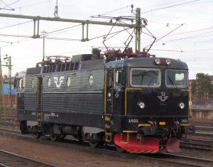 ASEA RC3 - Electric Locomotive