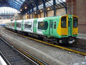 British Rail Class 313 - Electric Multiple Unit
