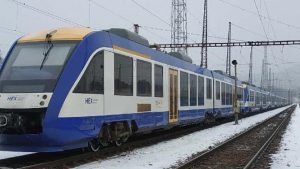 Alstom LINT - Diesel Multiple Units