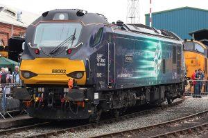 Stadler (Vossloh) Class 68 - Diesel Locomotive