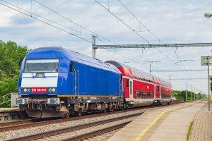 Siemens ER20 - Diesel Locomotive