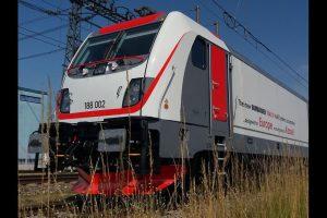Bombardier TRAXX - Electric Locomotive
