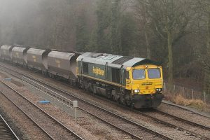EMD Class 66/67 - Diesel Locomotive