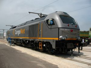 Stadler (Vossloh) Euro 4000 - Diesel Locomotive