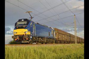 Stadler (Vossloh) Class 88 - Dual Mode Locomotive