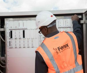 Tie-FenLock 200 Depot Control System