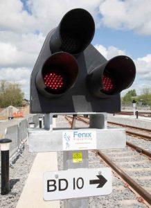 Tie-FenLock 400 Depot Control System
