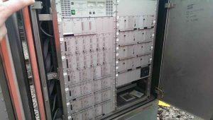 Tie-FenLock 300 Depot Control System