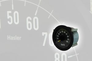 Moving Coil Speed Indicators