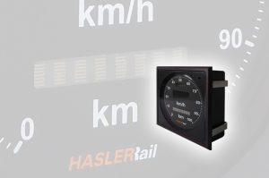 Digital Speed Indicators