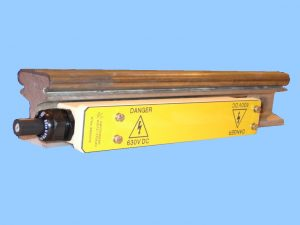 FU Conductor Rail Mounted Fuse Assembly