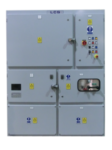 DRC – 2kA 1P Depot Contactor Panel with Motor Driven Bonding Device