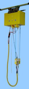 OST 2 Pole Overhead Switchable Trolley (200A)