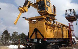 Material Handling - Wagonvac
