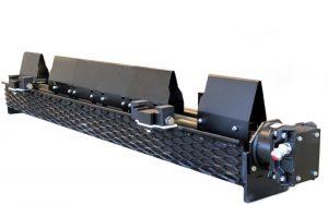 In-Tie Dragging Equipment Detector