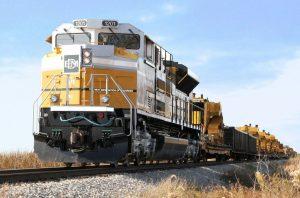 EMD SD70ACe Freight Locomotive
