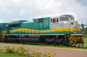 EMD SD80ACe Freight Locomotive