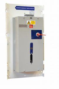V-MAG 25 25kV Single Phase Vacuum Switchgear for Railway Electrification