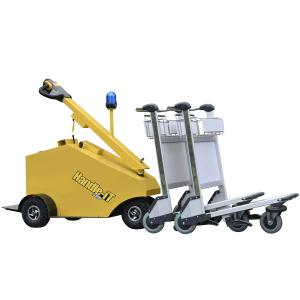 'HIPOW TUG' Luggage Trolley Electric Tug/Pusher