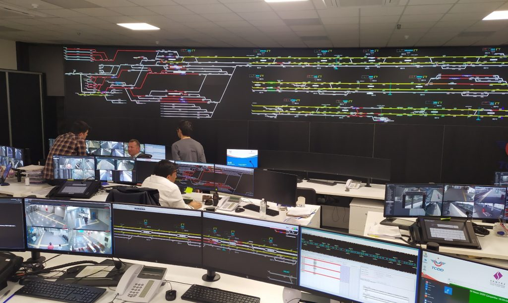 Voice Dispatching & Recording Solution for Rail Systems - ONUR