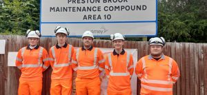 Amey invests in the next generation workforce across highways contract
