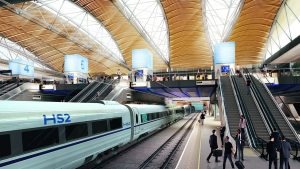 Minister leads call for small businesses to bid for work on HS2